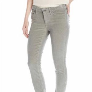 Calvin Klein high rise skinny ankle pants